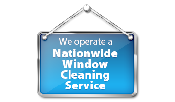 Nationwide Window Cleaning Service